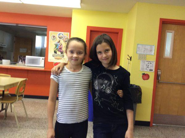Mia et Manuela